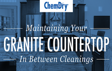 Maintaining Your Granite Countertops