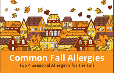 Common Fall Allergies