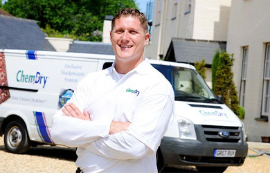 Chem-Dry franchise expands in the U.K.
