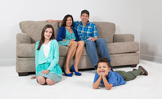 Chem-Dry Delivers a Deeper, Safer Carpet Cleaning That's Healthier for Your Family