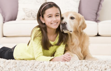 Top 3 Types of Carpets for Kids and Pets