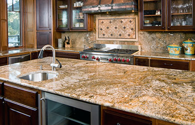 Granite Countertop Renewal Service by Chem-Dry