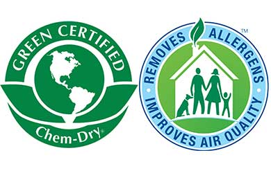 Green Certified carpet cleaning solutions from Chem-Dry