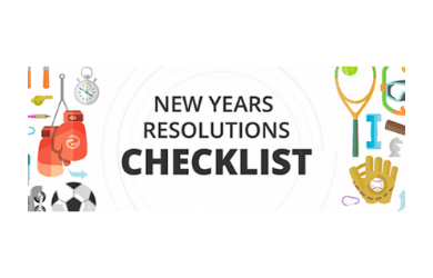 Your New Year's Resolutions Checklist for Success