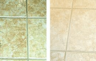 My Grout is Terribly Stained