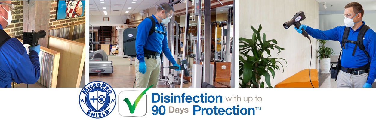 Chem-Dry introduces MicroPro Shield featuring disinfecting service with up to 90 days of antimicrobial protection for your workplace