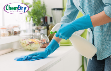 Are you making common disinfecting mistakes?