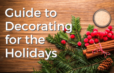 Guide to Decorating for the Holidays by Chem-Dry