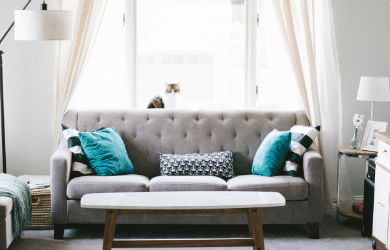 How to Get Your Upholstery Ready for Out-of-Town Guests