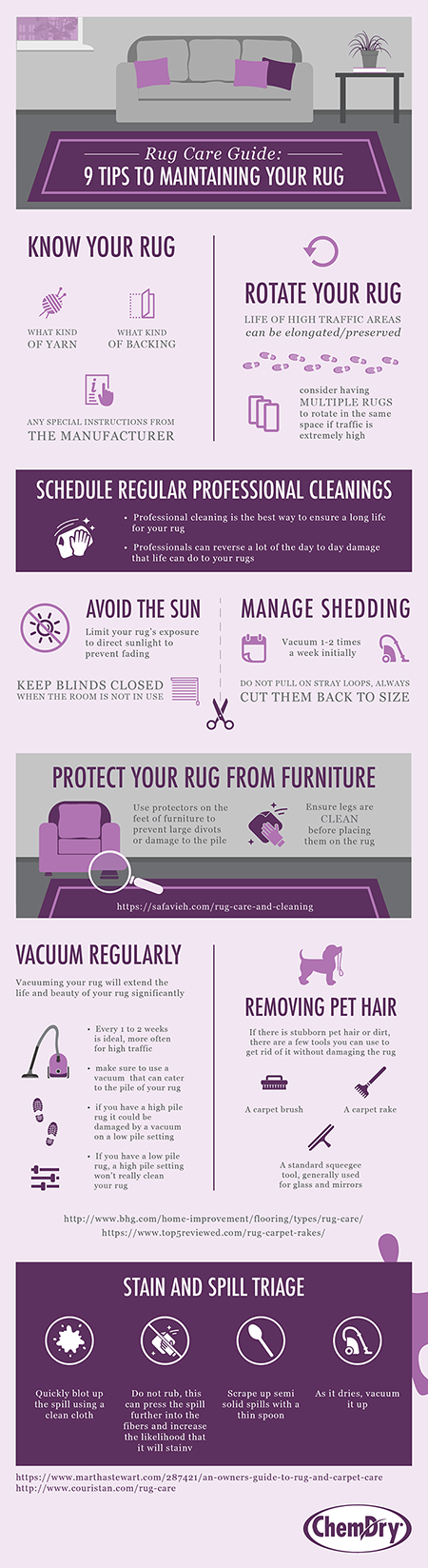 Rug Maintenance Tips