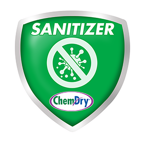 Chem-Dry hospital-grade sanitizer proven effective at eliminating germs, bacteria and viruses