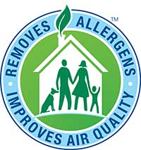 Our Healthy Home Packages reduces allergens and bacteria
