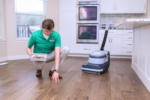 How do you Deep Clean Wood Floors? | Chem-Dry