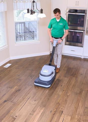 Chem-Dry Wood Floor Scrubber Deep Cleaning Hardwood Floors